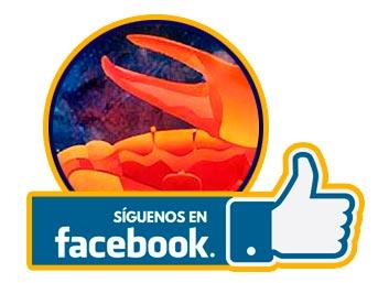 Cáncer - siguenos en facebook