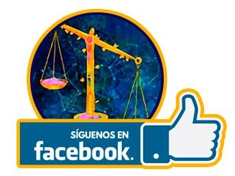 Libra - siguenos en facebook