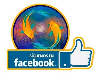 Piscis - siguenos en facebook